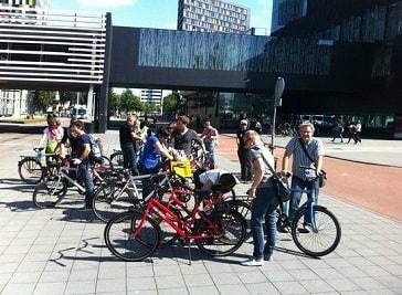Color Bike Tours in Utrecht