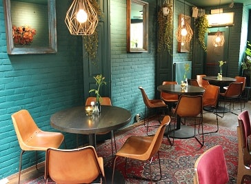 Restaurant Luc Utrecht